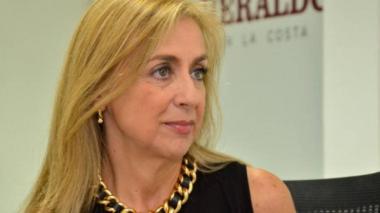 Ángela Montoya, presidente de Acolgen