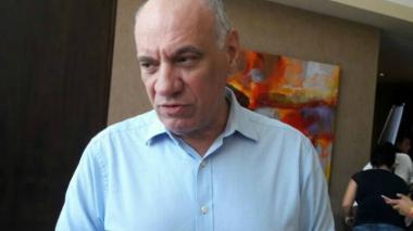 El presidente de Asocodis, José Camilo Manzur.