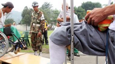 Montes de María queda libre de minas antipersona: fuerzas militares de Colombia