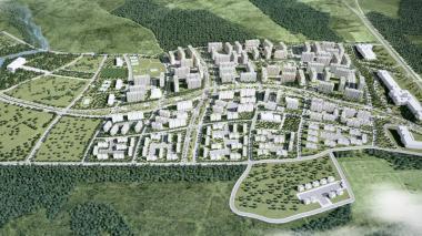 Comercialización del proyecto Alameda del Río comienza el 26 de noviembre