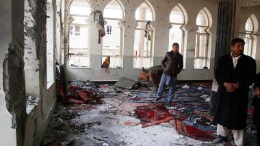 Más de 30 muertos y 85 heridos en ataque suicida a templo chií en Kabul