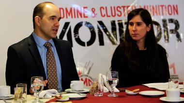 """Erradicación de minas a 2021 no es realista"": campaña contra minas"