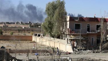Cinco personas mueren por ataque con bomba en el norte de Irak