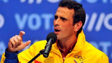 Canciller venezolana denuncia a  Henrique Capriles