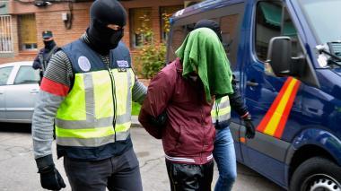 Yihadistas estudiaban atacar a policías en París