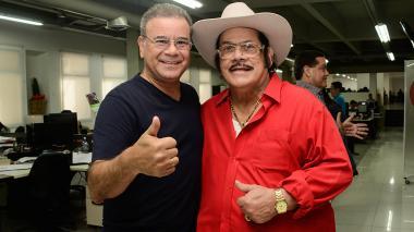 Villazón presenta tributo a Velásquez
