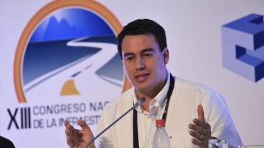 Jorge Eduardo Rojas, Ministro de Transporte