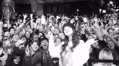 Con un mensaje de fortaleza Selena Gómez regresa a Instagram