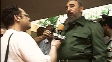 """""""A veces siento más deseos de libertad"""": Fidel Castro"""