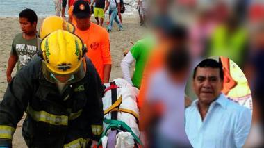 Identifican a hombre hallado muerto en la Bahía de Santa Marta