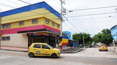 El sector del barrio Villate que rinde homenaje a Castro