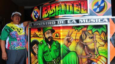 'El Gran Fidel', medio siglo de tributo musical al comandante