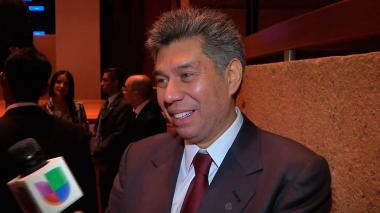 El periodista Daniel Coronell.