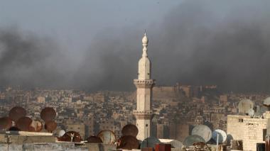 Estado Islámico usa gas químico en ataque en Siria: 22 afectados