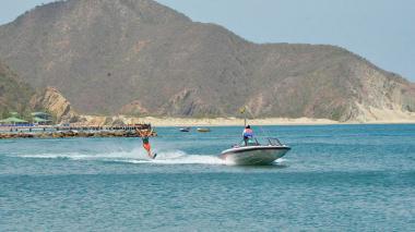 Bahía samaria será escenario de cinco deportes acuáticos en los Bolivarianos