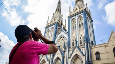 El patrimonio del Centro Histórico fue captado en más de 600 cámaras