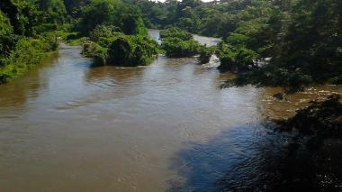 Alerta amarilla en ocho municipios de La Guajira por aumento en caudal del Ranchería