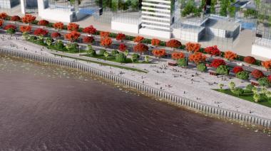 Consorcio Mec-AV Malecón desarrollará obras de la fase II de la Avenida del Río