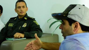 """""""Trabajaré por un policía totalmente comprometido con la seguridad"""": Botero Coy"""