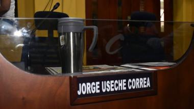 Lugar del concejal Jorge Useche en Cartagena.