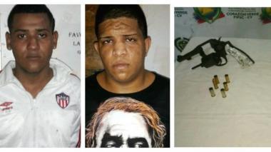 Condenados alias 'el Soldado' y 'Cabeza de Martillo' por matar a dos mujeres y herir a otras cuatro en Rebolo