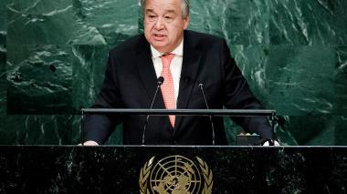 António Guterres, nuevo secretario general de la ONU.
