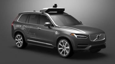 Carro sin conductor, lo nuevo de Uber en San Francisco, EEUU