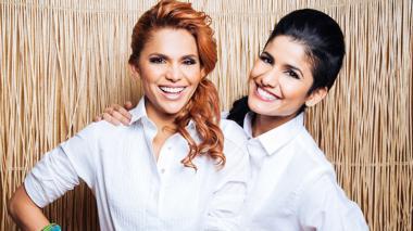 Martina La Peligrosa y Adriana Lucía actuarán en el Festival de la Chicha en su tierra El Carito