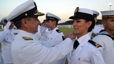 147 jóvenes ingresaron a la Escuela Naval de Suboficiales ARC Barranquilla