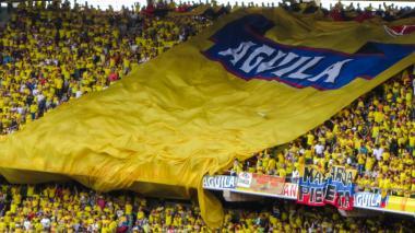 Es la primera sanción que recibe Colombia por parte de la Fifa en esta Eliminatoria al Mundial. Una nueva conducta antideportiva provocaría la suspensión de la plaza.