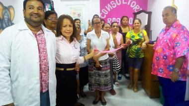 Participantes del proyecto creado por la Gobernación.
