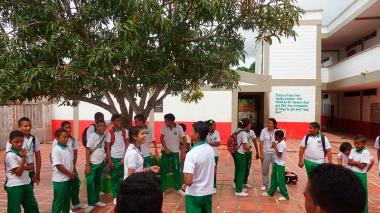 Estudiantes del Instituto Técnico Industrial de Sabanalarga contarán con 46 nuevas aulas.