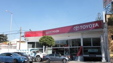 Toyota cae en Bolsa de Tokio tras la amenaza de Trump