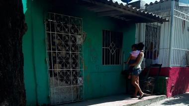 Cobradiarios incendian una casa en Villa Blanca