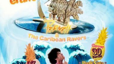 Afiche del evento que se llevará cabo en Puerto Colombia.
