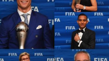Roban el reloj de CR7 y de otros ganadores de premios The Best de la Fifa