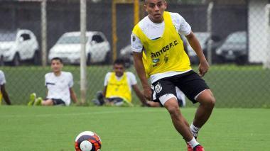 """""""Vladimir nos va a ayudar mucho"""", dice DT del Santos"""