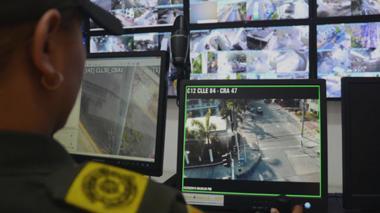 Santos entrega hoy 544 cámaras en Barranquilla