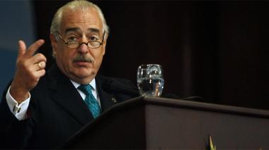 Andrés Pastrana, expresidente de la República.