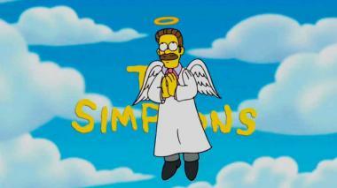 """""""Adiosin"""" a la voz de Ned Flanders"""