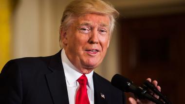 Trump adopta medidas para proteger a EE.UU. de terroristas