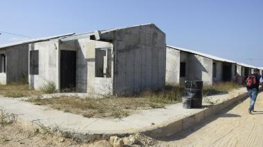 En febrero se reinicia construcción de viviendas en Santo Tomás