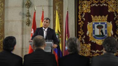 Correa defiende integración de América Latina para hacer frente a Estados Unidos
