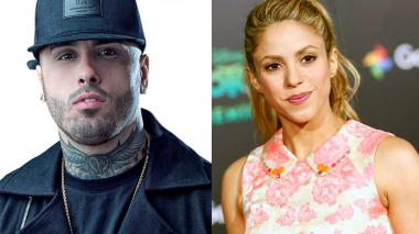 Nicky Jam y Shakira lideran las nominaciones a los Billboard