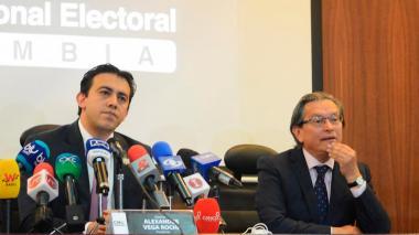 Alexánder Vega.
