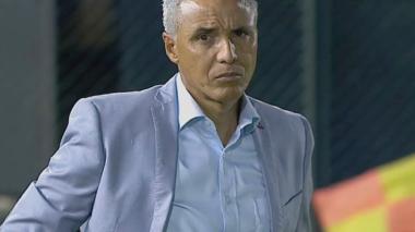 Alexis Mendoza, director técnico del Independiente del Valle.