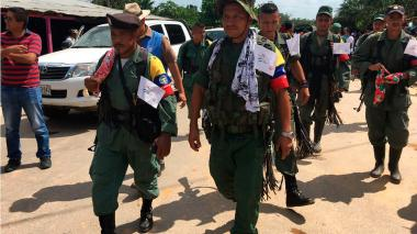 ONU intenta desbloquear marcha de FARC en el Catatumbo