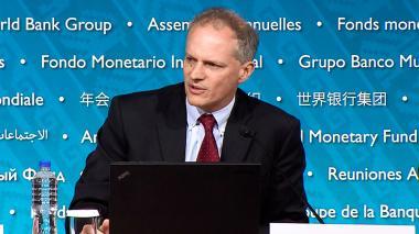 Alejandro Werner, director hem. occidental FMI.