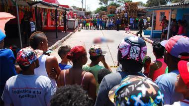 Asesinan de tres tiros a 'Juancho Polo' en Rebolo