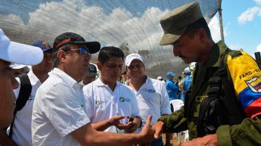 """Estamos dispuestos a pedir perdón"": comandante 'Rubén', de las Farc"